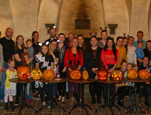 Halloween v Atene