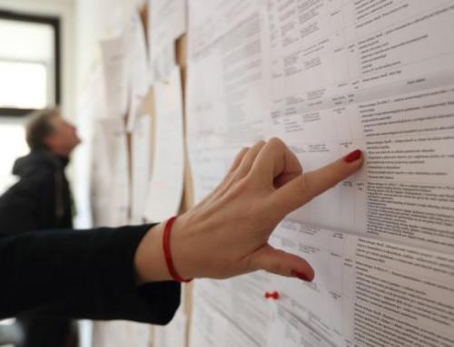 Социалното измерение на търсенето на работа